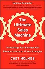 ultimate sales machine Inspirational Books for Entrepreneurs