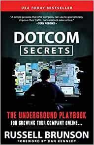 Dotcom Secrets Inspirational Books For Entrepreneurs