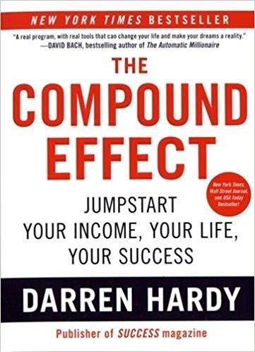 The Compound Effect Inspirational Books For Entrepreneurs