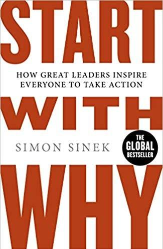 Start With Why Inspirational Books For Entrepreneurs