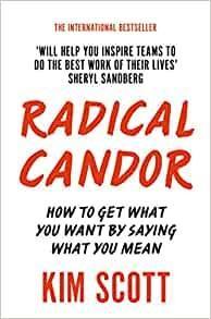 Radical Candor Inspirational Books For Entrepreneurs