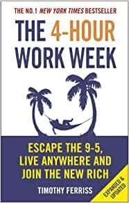 the 4 hour work week Inspirational Books for Entrepreneurs