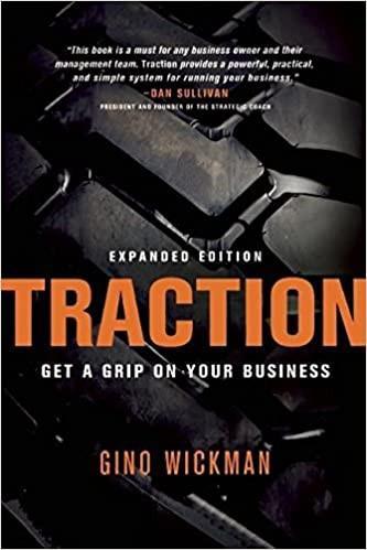 Traction - motivational books for entrepreneurs