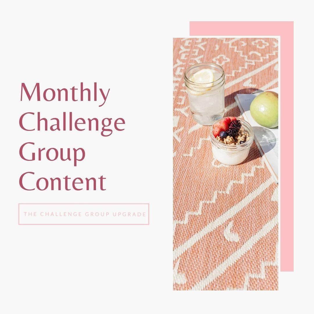 Challenge Group Guides