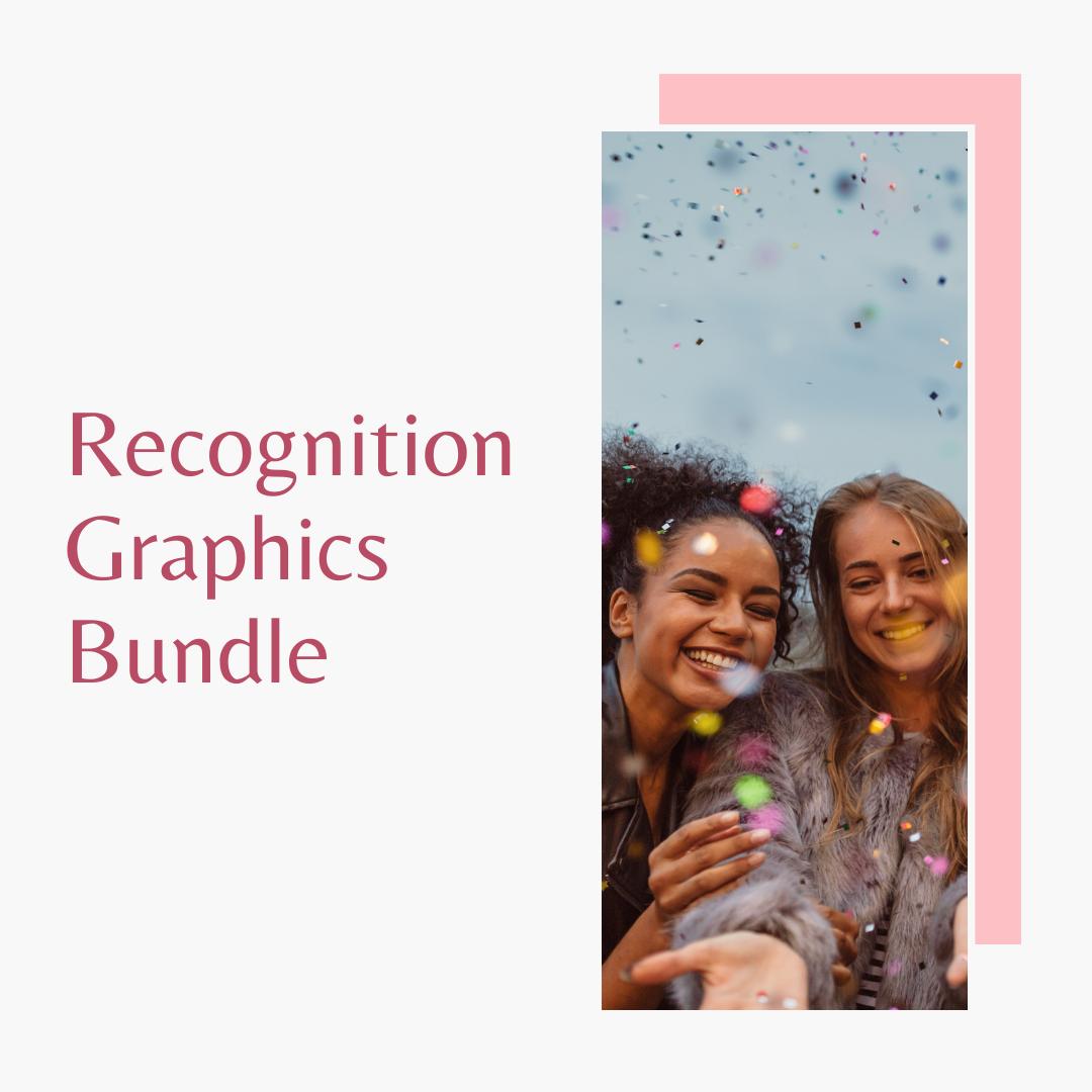 Recognition Graphics Bundle