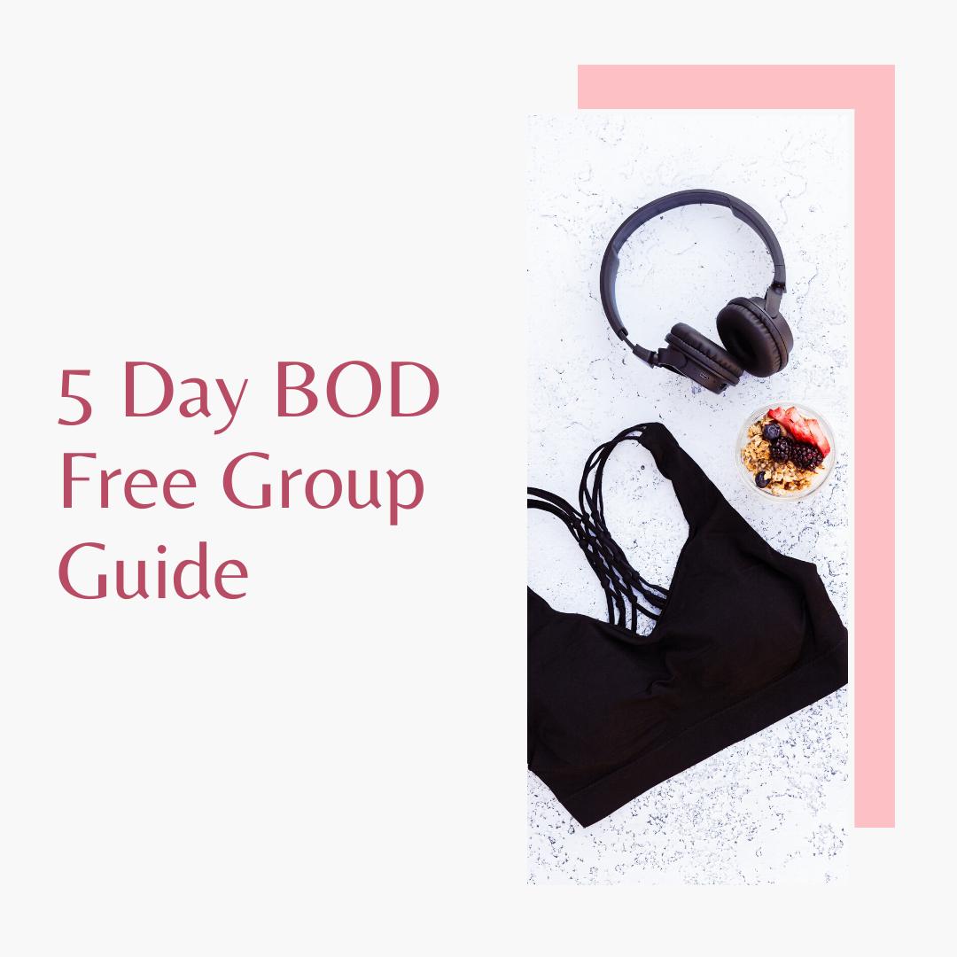 BOD free group