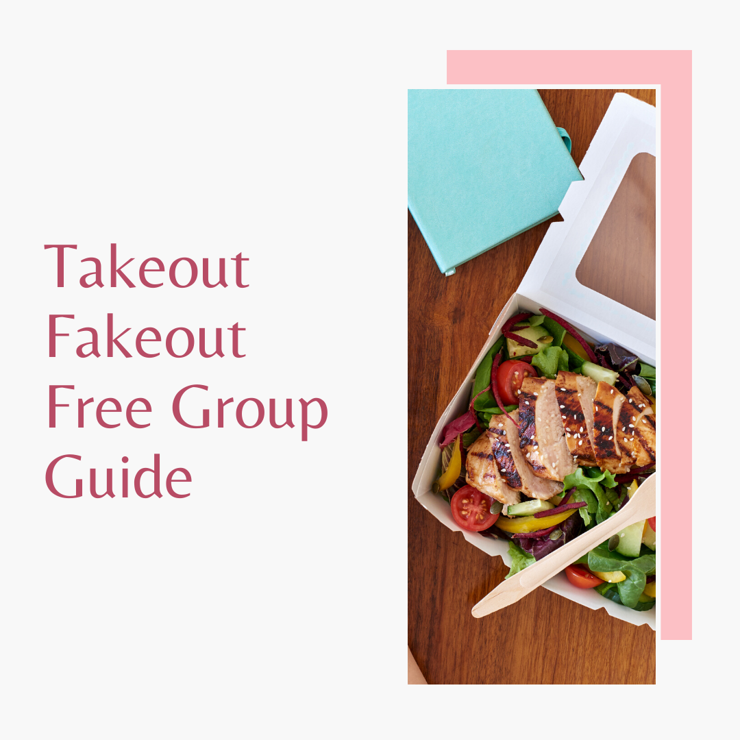 Takeout Fakeout Free Group Guide