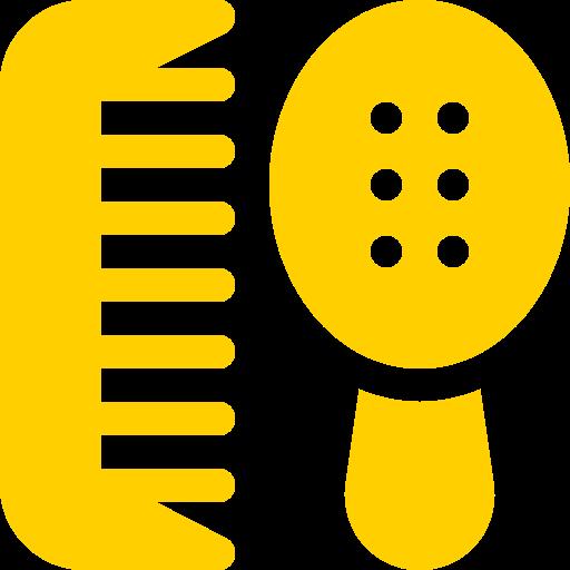 Backcombing Icon