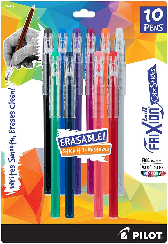Frixion Pens for Rocketbook