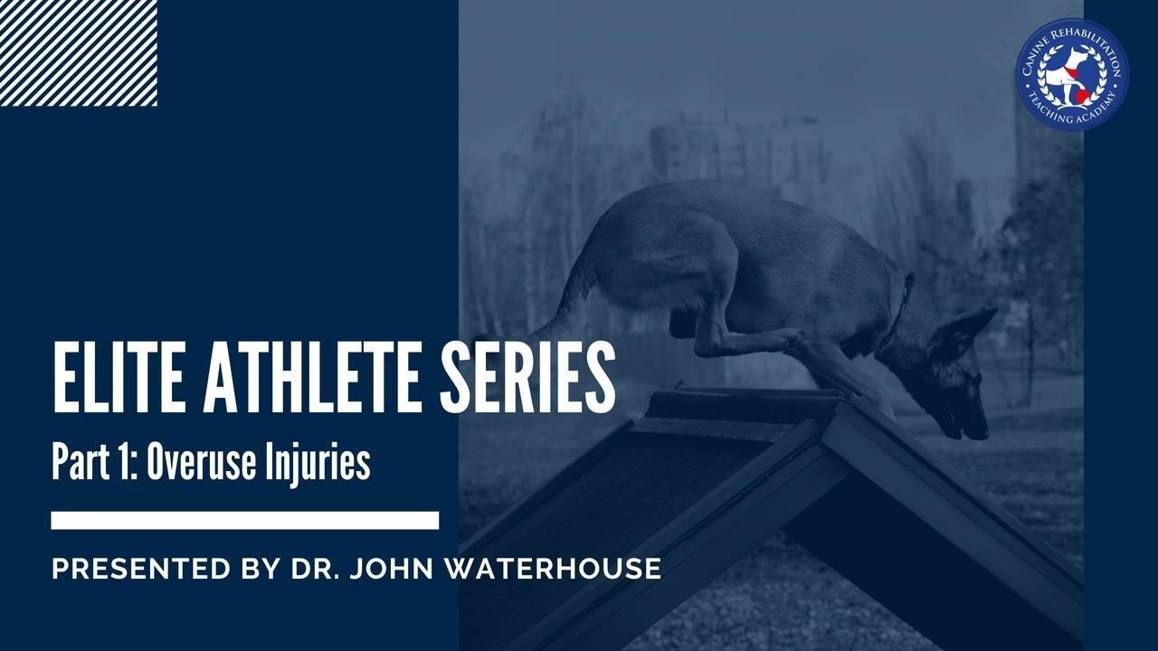 Elite Athlete Series Overuse Injuries