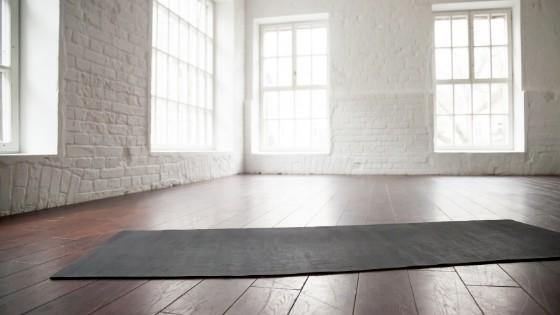 start a pilates and yoga studio