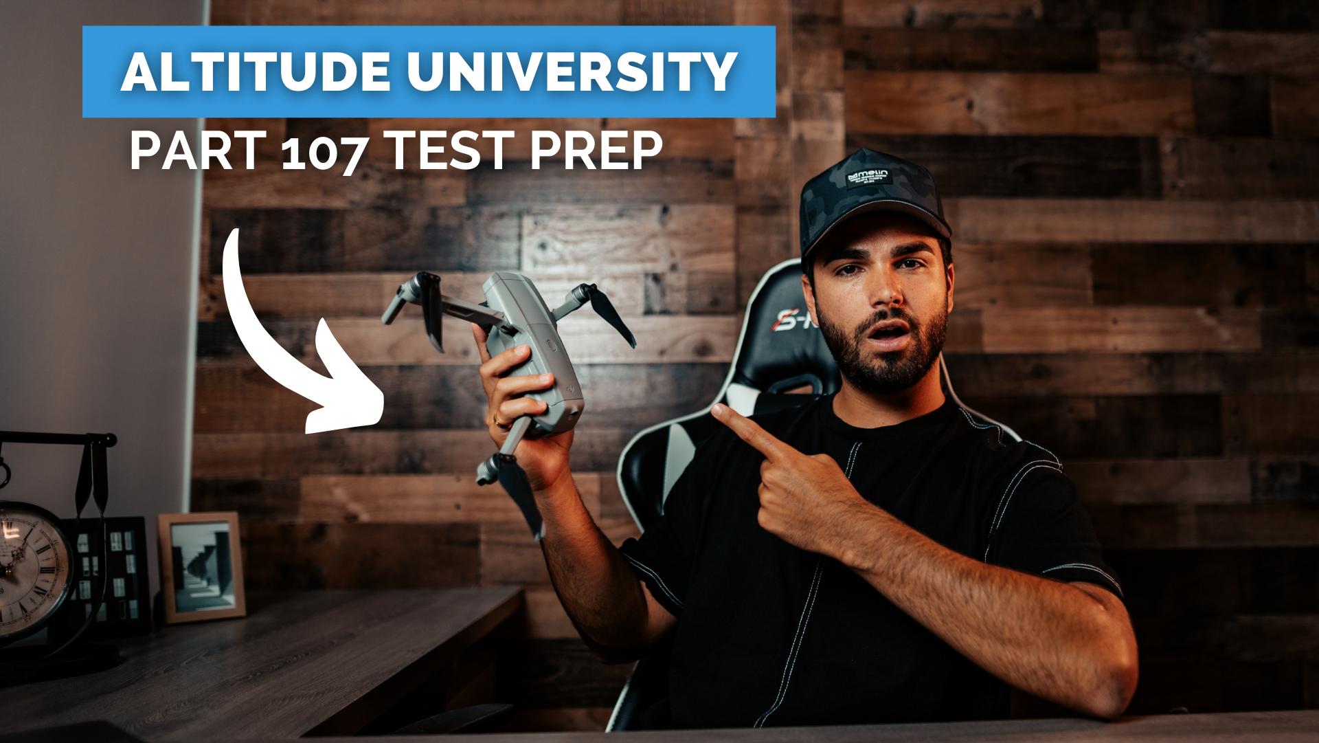 Online Part 107 Course Review