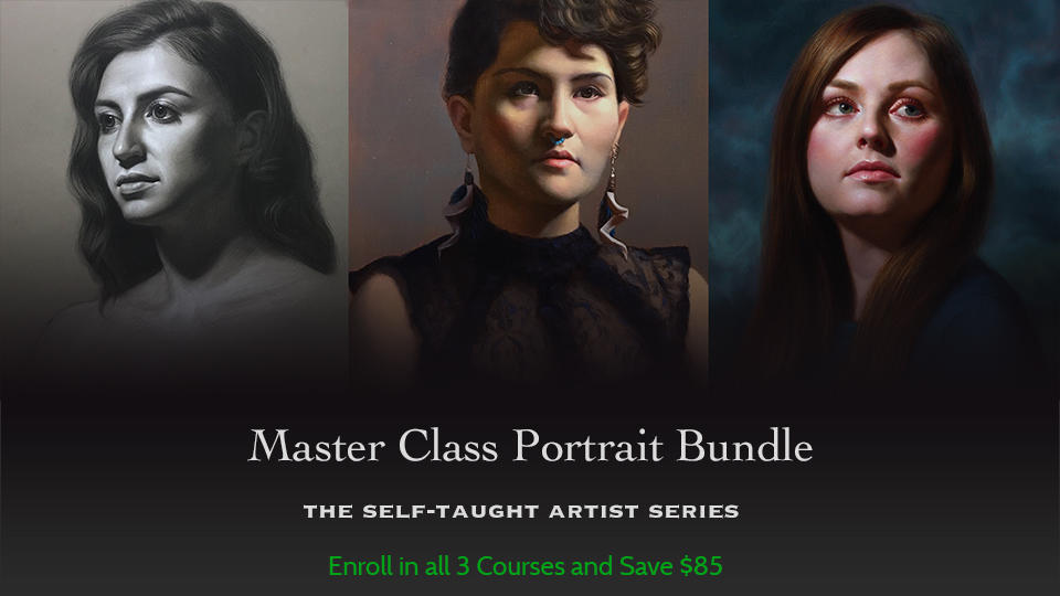 Master Portrait Class Bundle