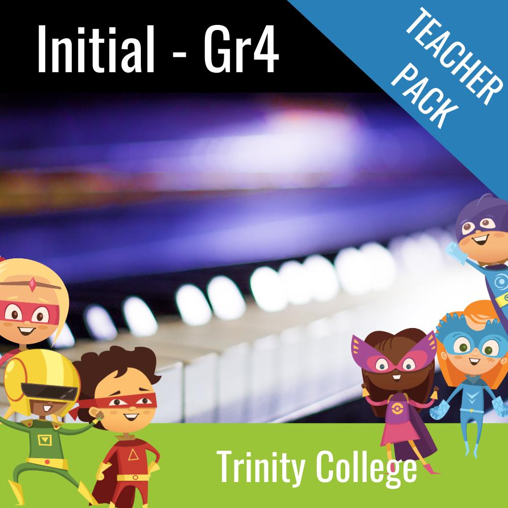 Trinity College Teacher Pack