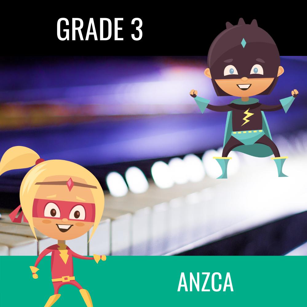 ANZCA Grade 3