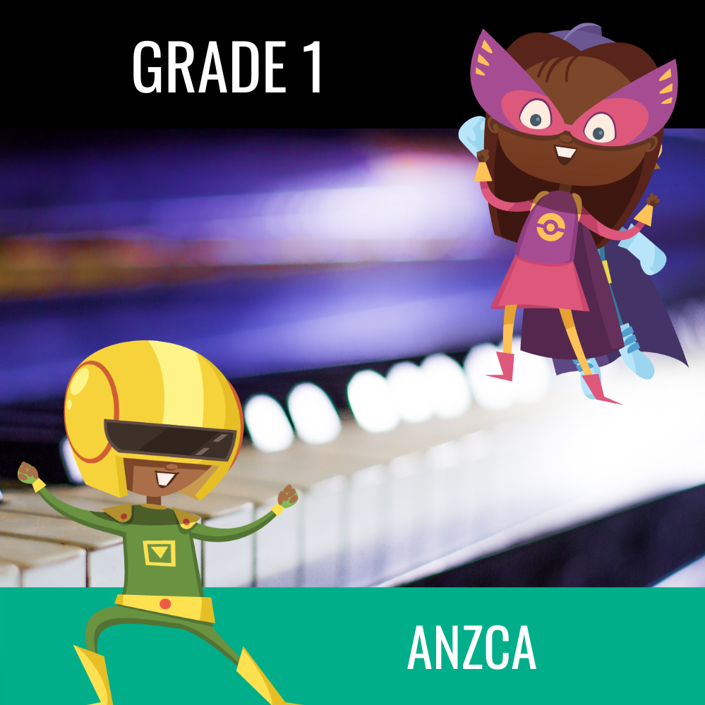 ANZCA Grade 1