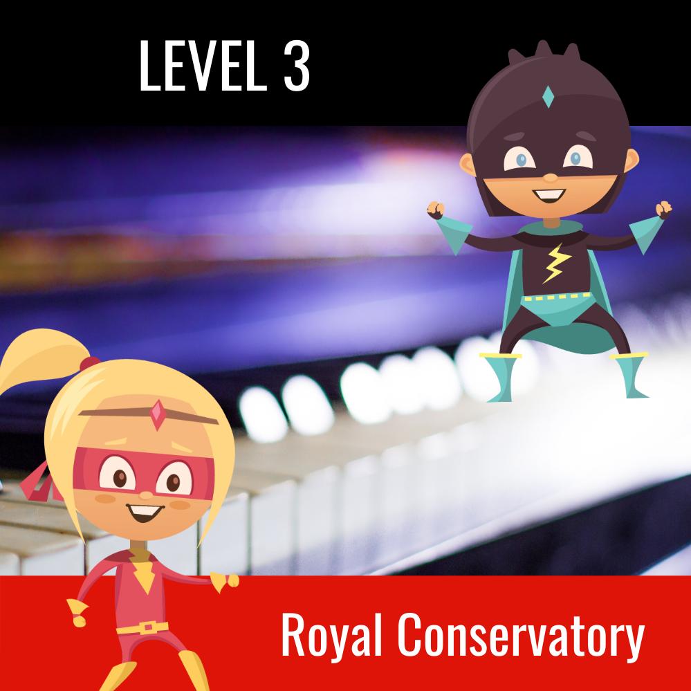 Royal Conservatory Level 3