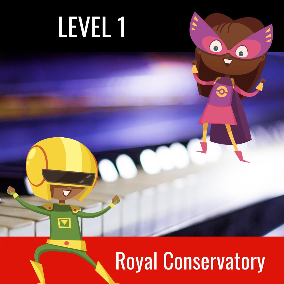 Royal Conservatory Level 1