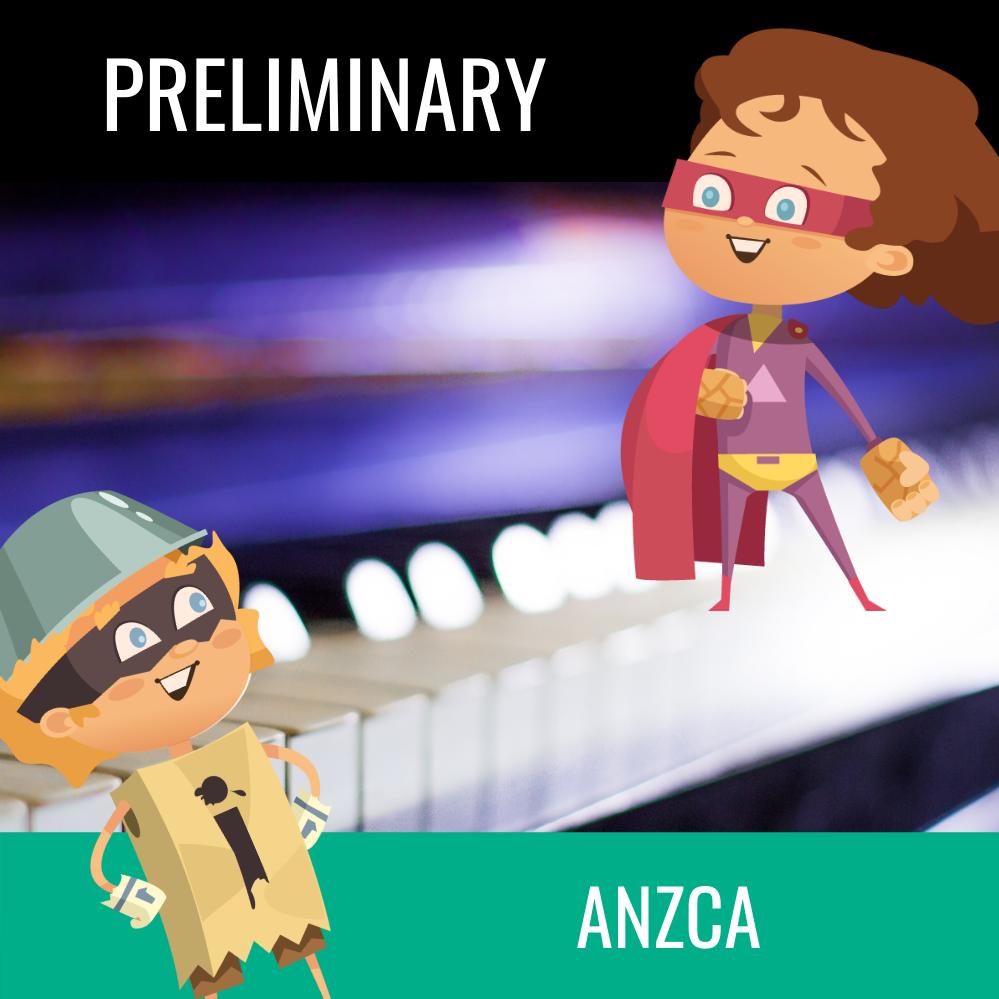 ANZCA Preliminary