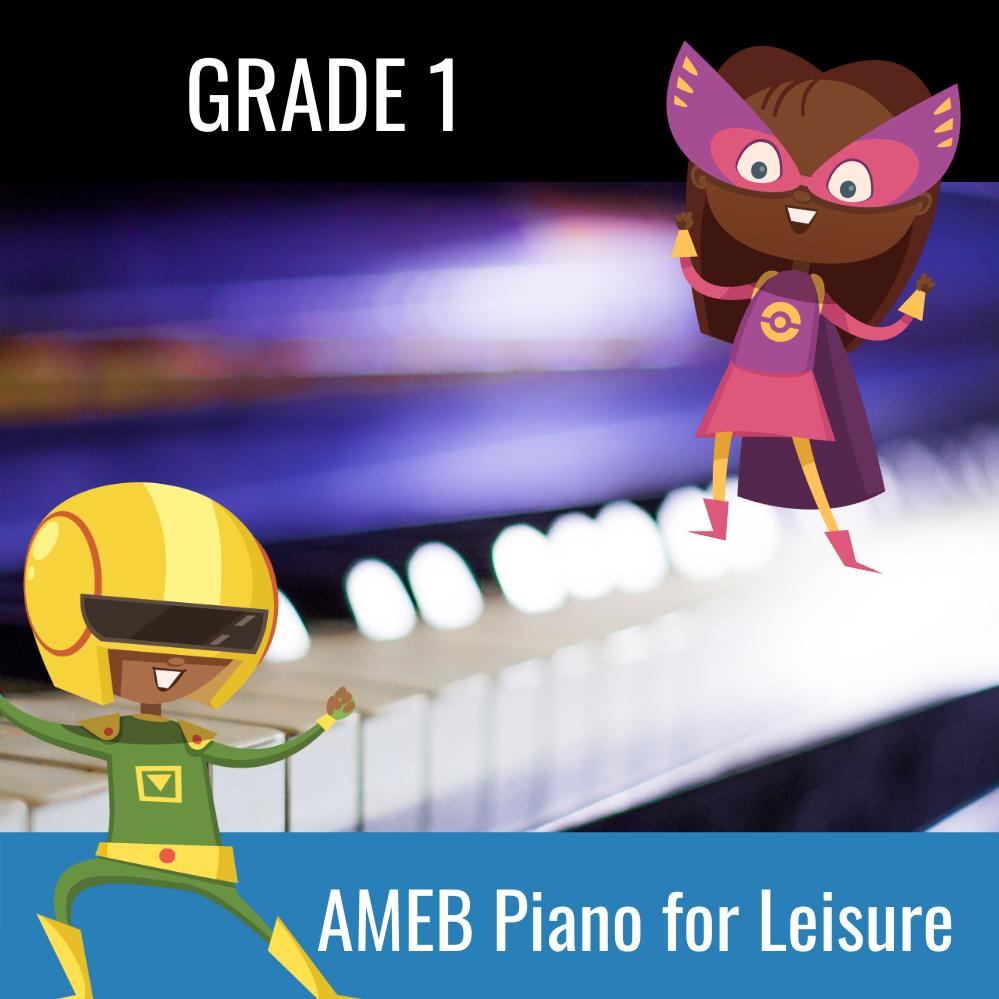 AMEB Piano For Leisure Grade 1