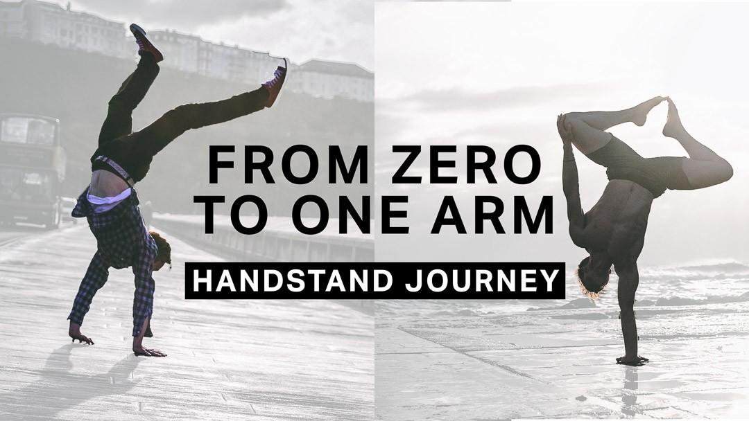 Handstand Toolkit From 0 to One Arm