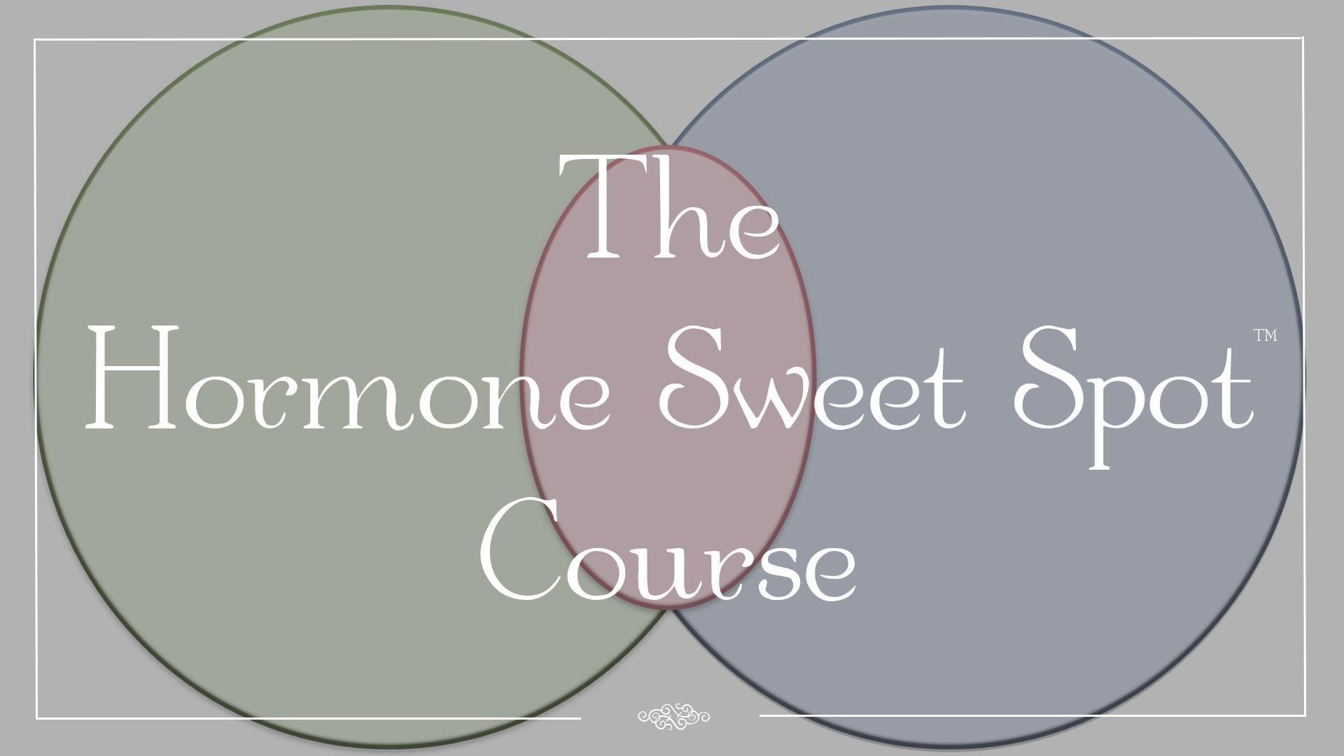 Hormone Balancing Program