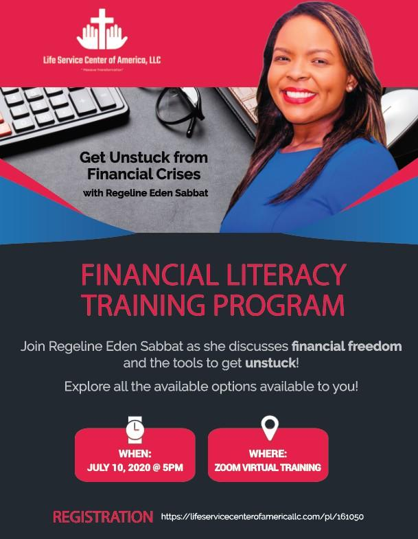 Financial Leadership Training Program