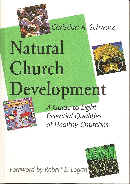 NCD Book By Christian Schwartz