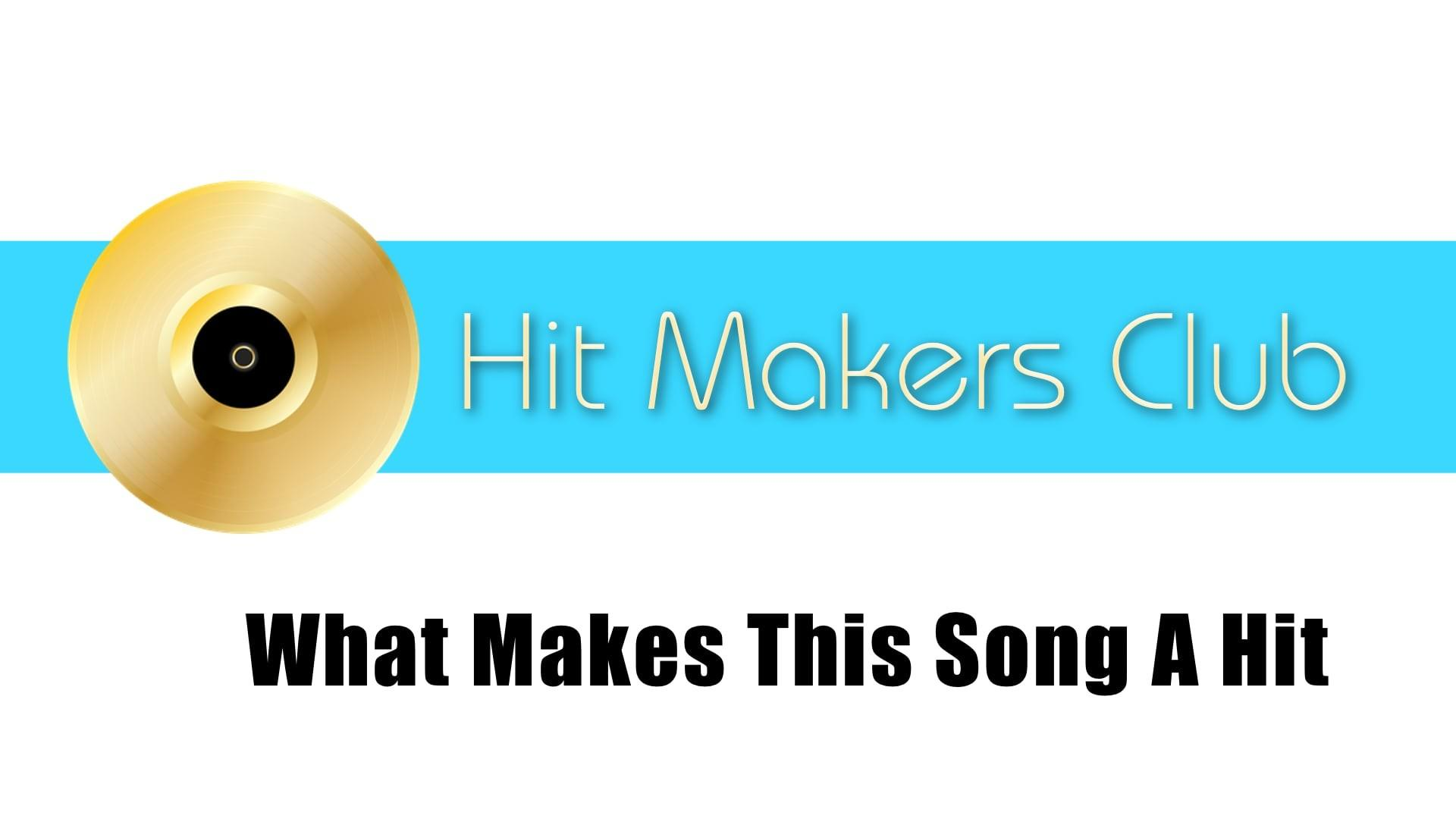 Hit Makers Club Song Critique Video image