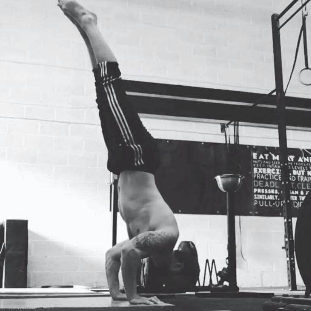 ally handstand pushup HSPU toolkit matthewismith