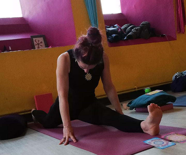 Therapeutic Vinyasa Yoga Class