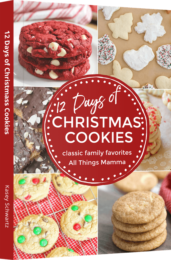12 Days of Christmas Cookies eBook