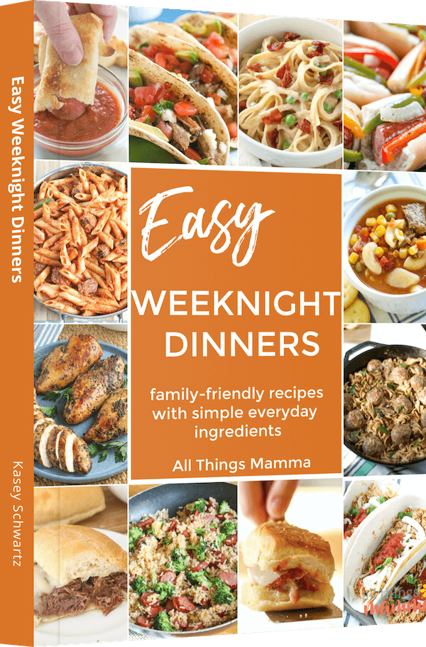 Easy Weeknight Dinners eBook