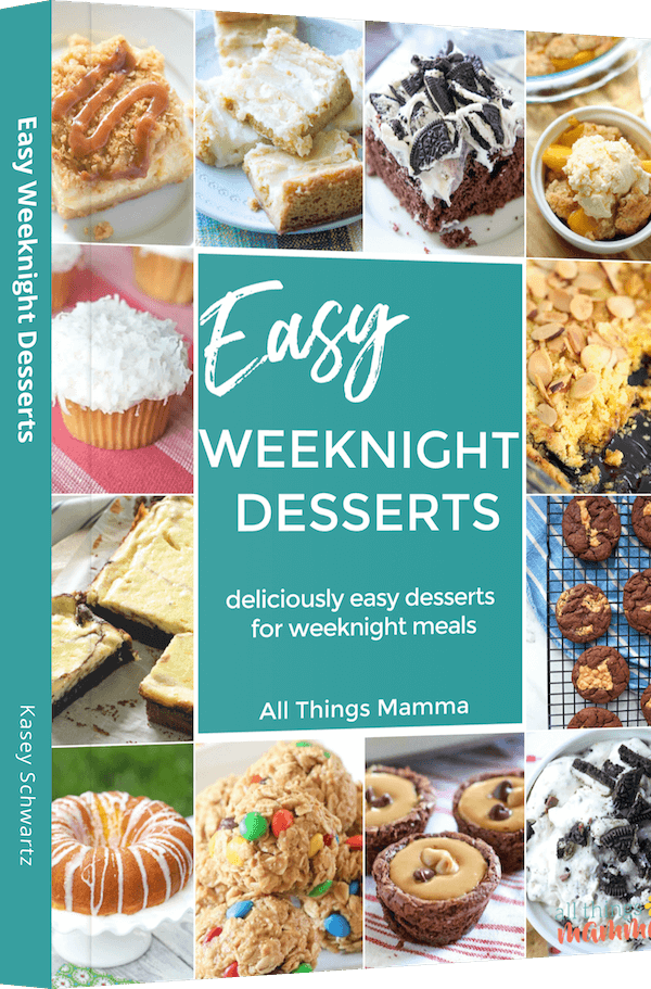 Easy Weeknight Desserts eBook