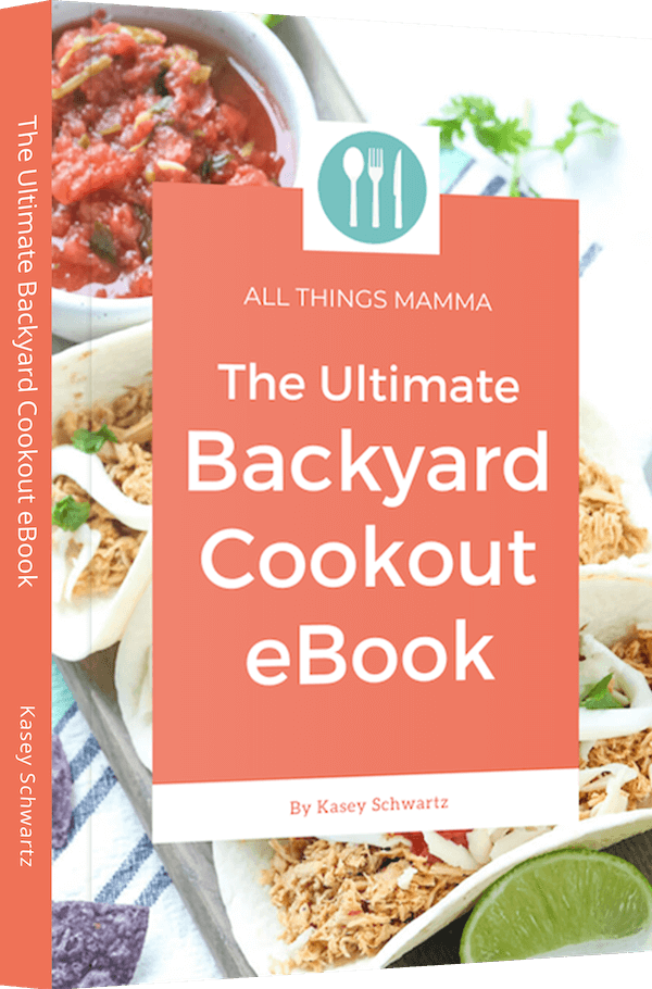 The Ultimate Backyard Cookout eBook
