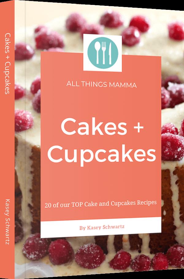 Cakes + Cupcakes eBook