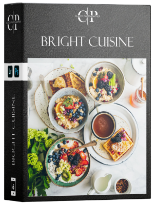 Bright Cuisine Food Presets