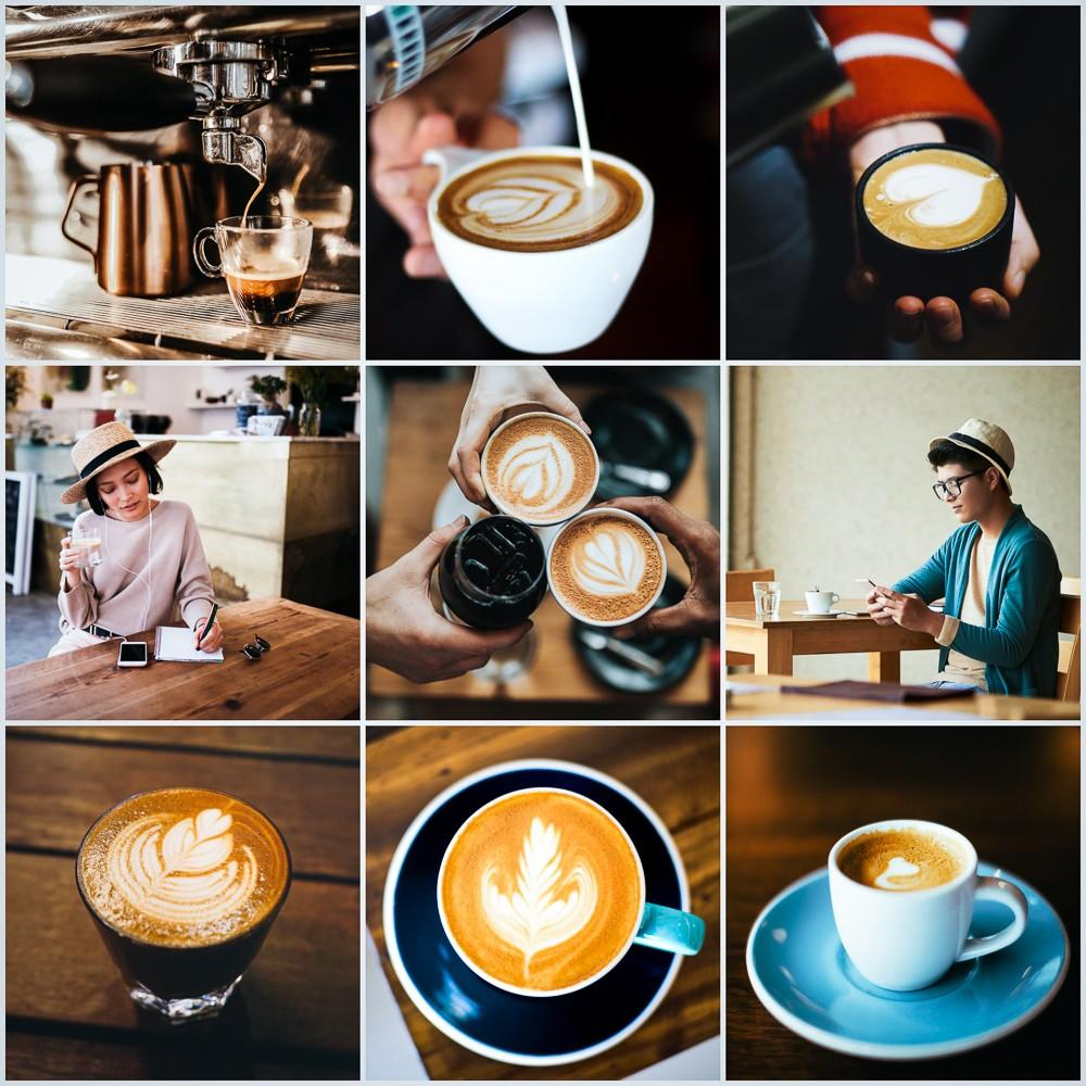 Cafe Editing Examples