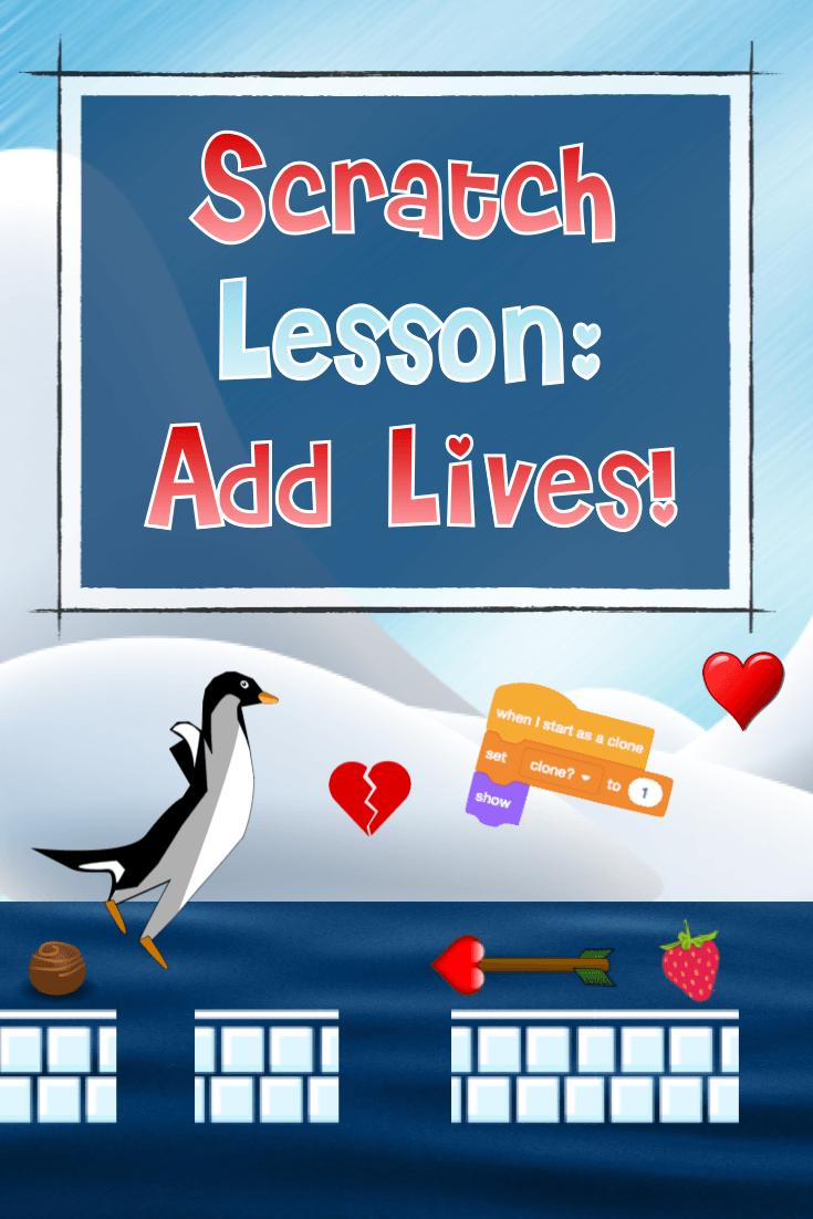 Valentine's Scratch Lesson