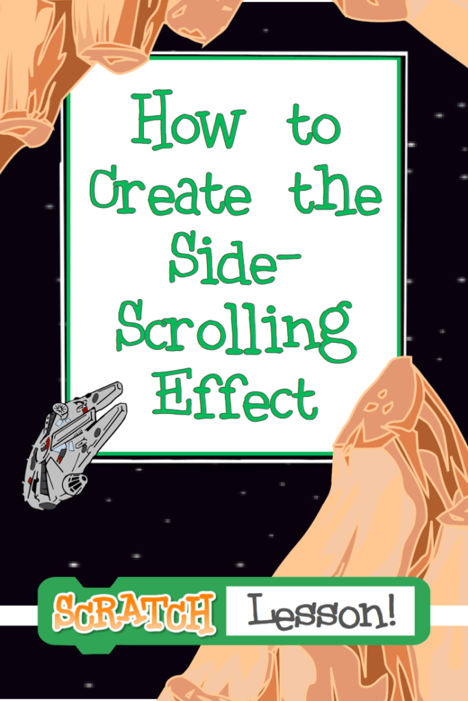 Side-Scrolling Scratch Lesson