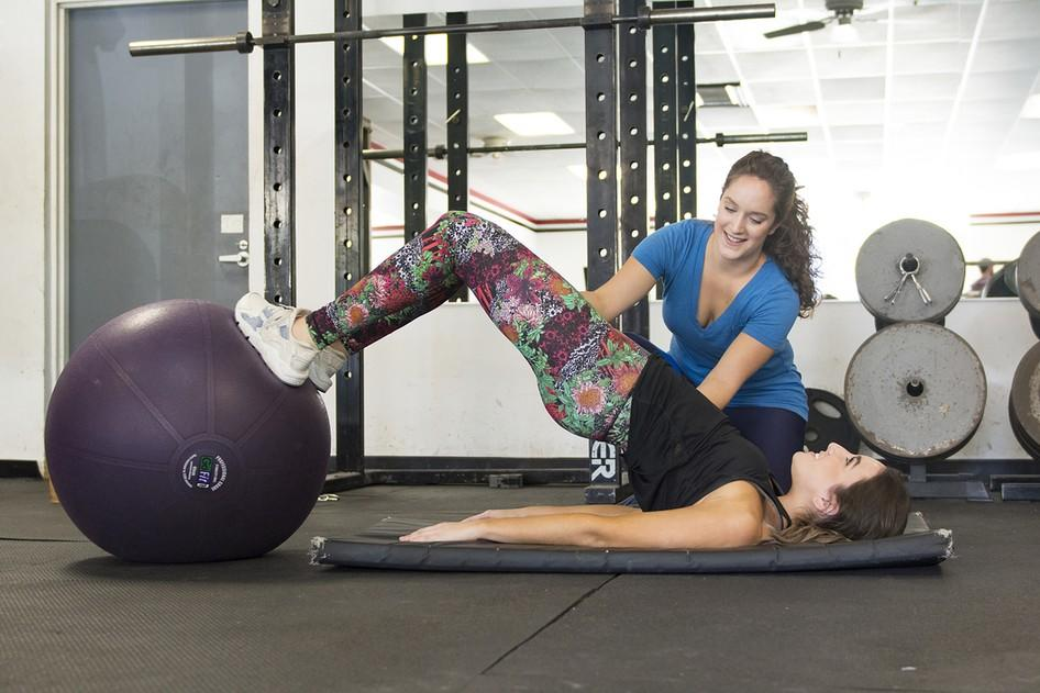 dancer fitness courses