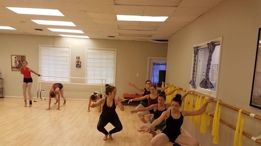 ballet fitness excerises