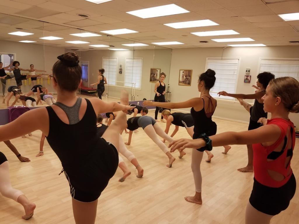 fitnes exercises for dancers