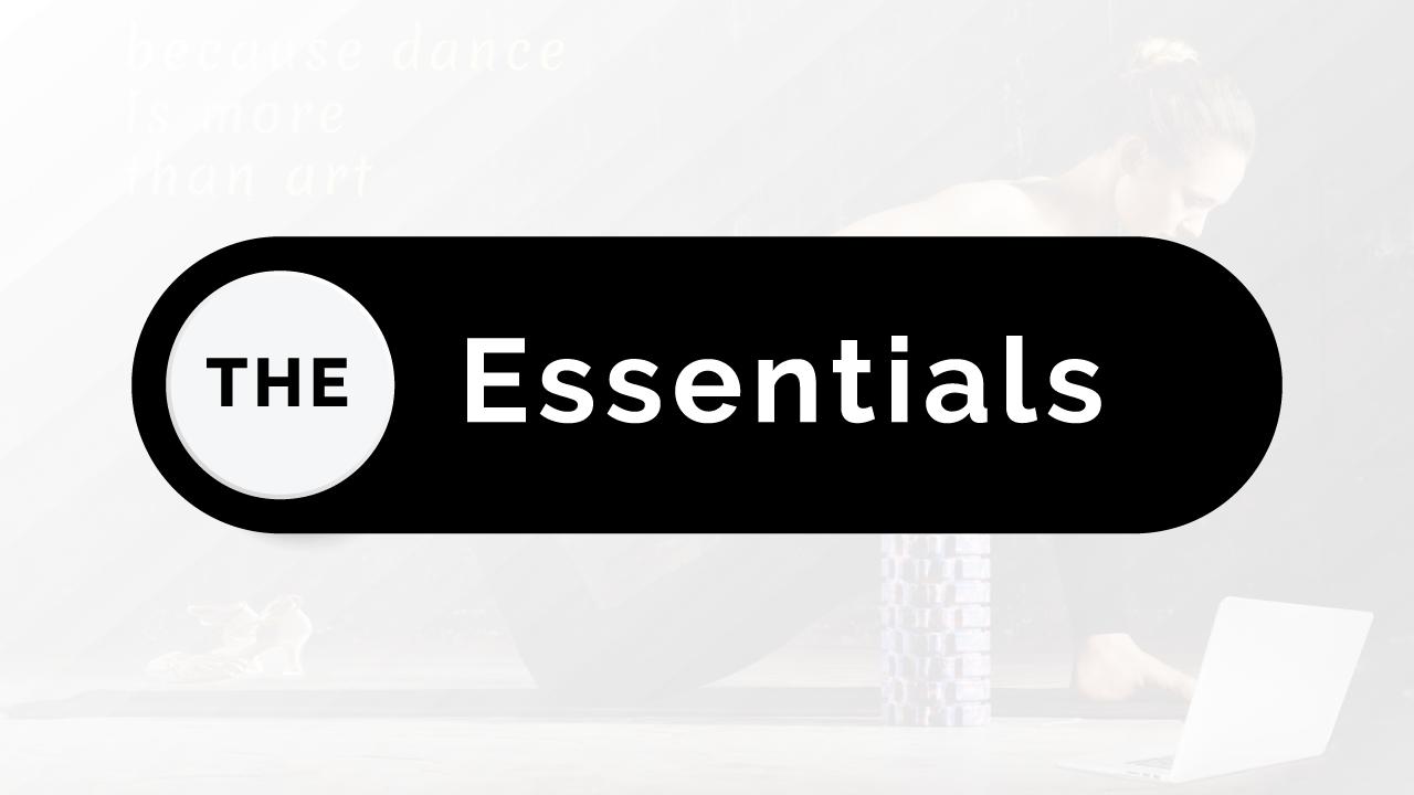 The Essentials heading