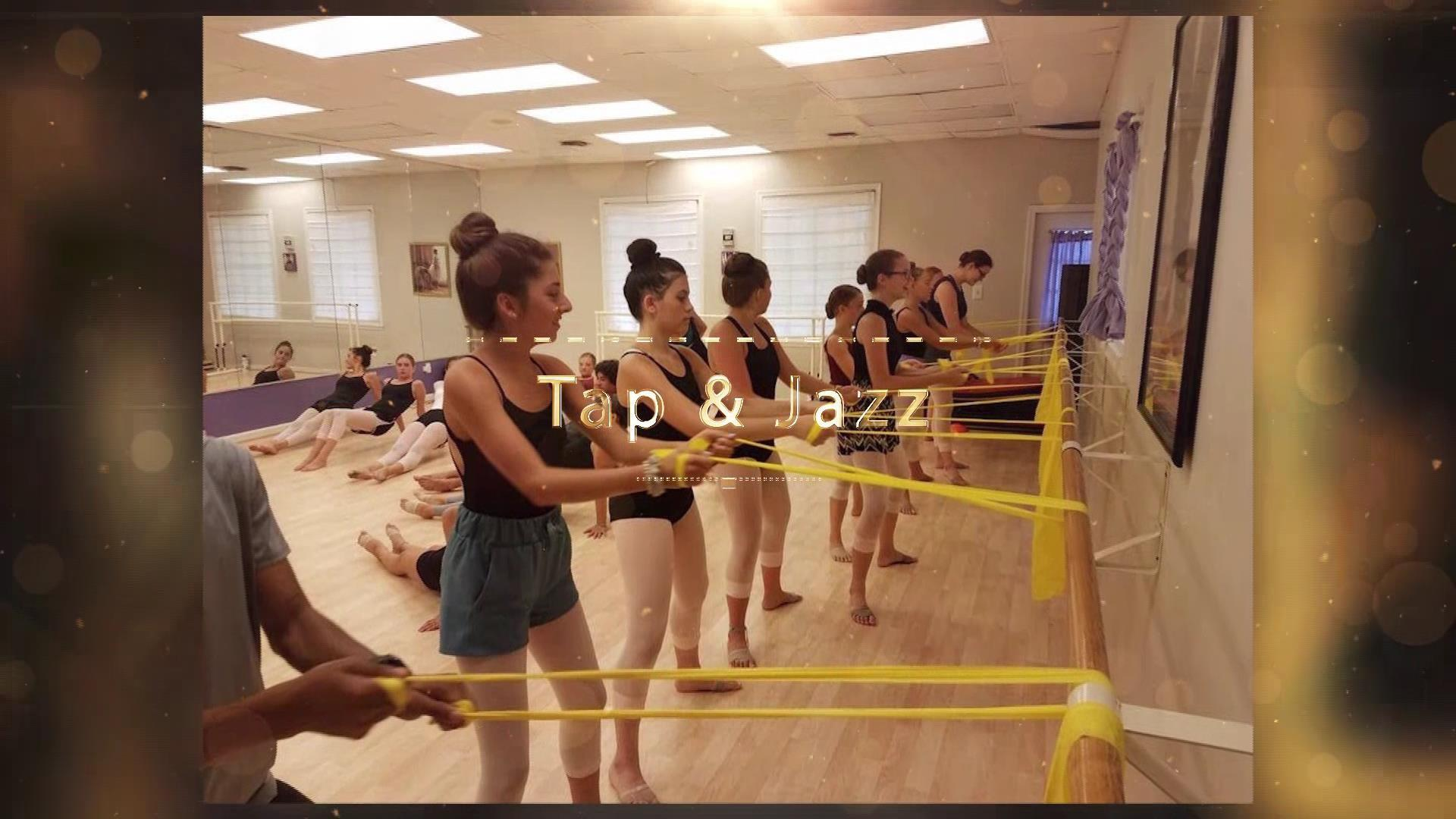 workouts for jazz and tap dancers