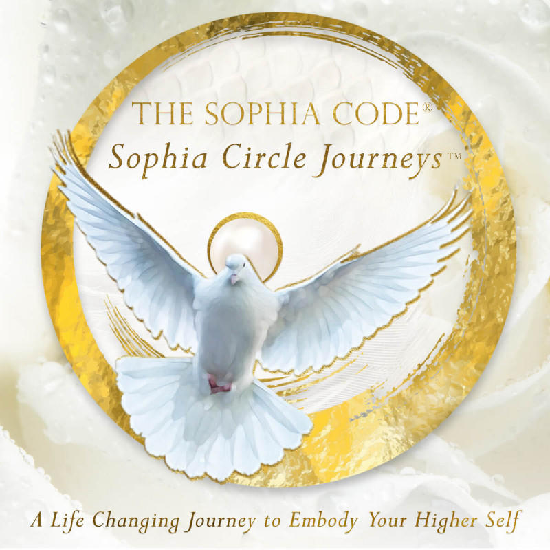 Sophia Circle Journey® with white dove