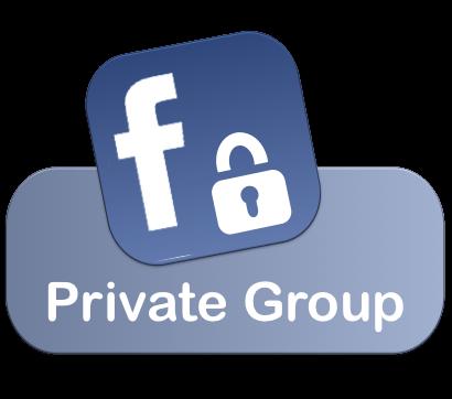 Facebook Private Group - CreateCodeLoad
