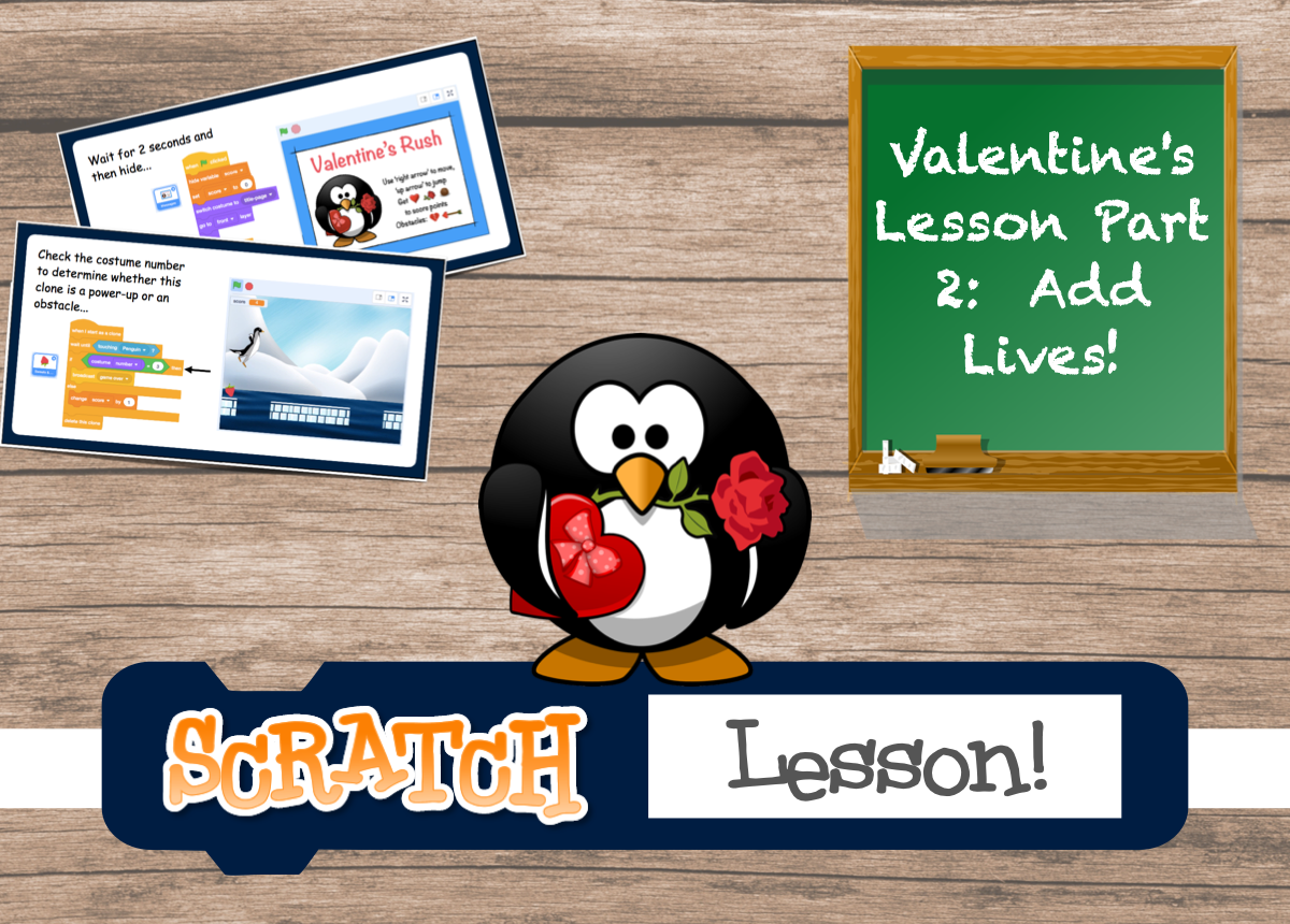 Valentines Scratch Lesson