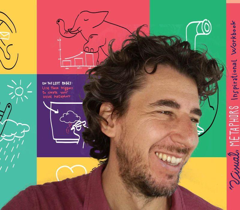Dario Paniagua, Visual Scribers coach