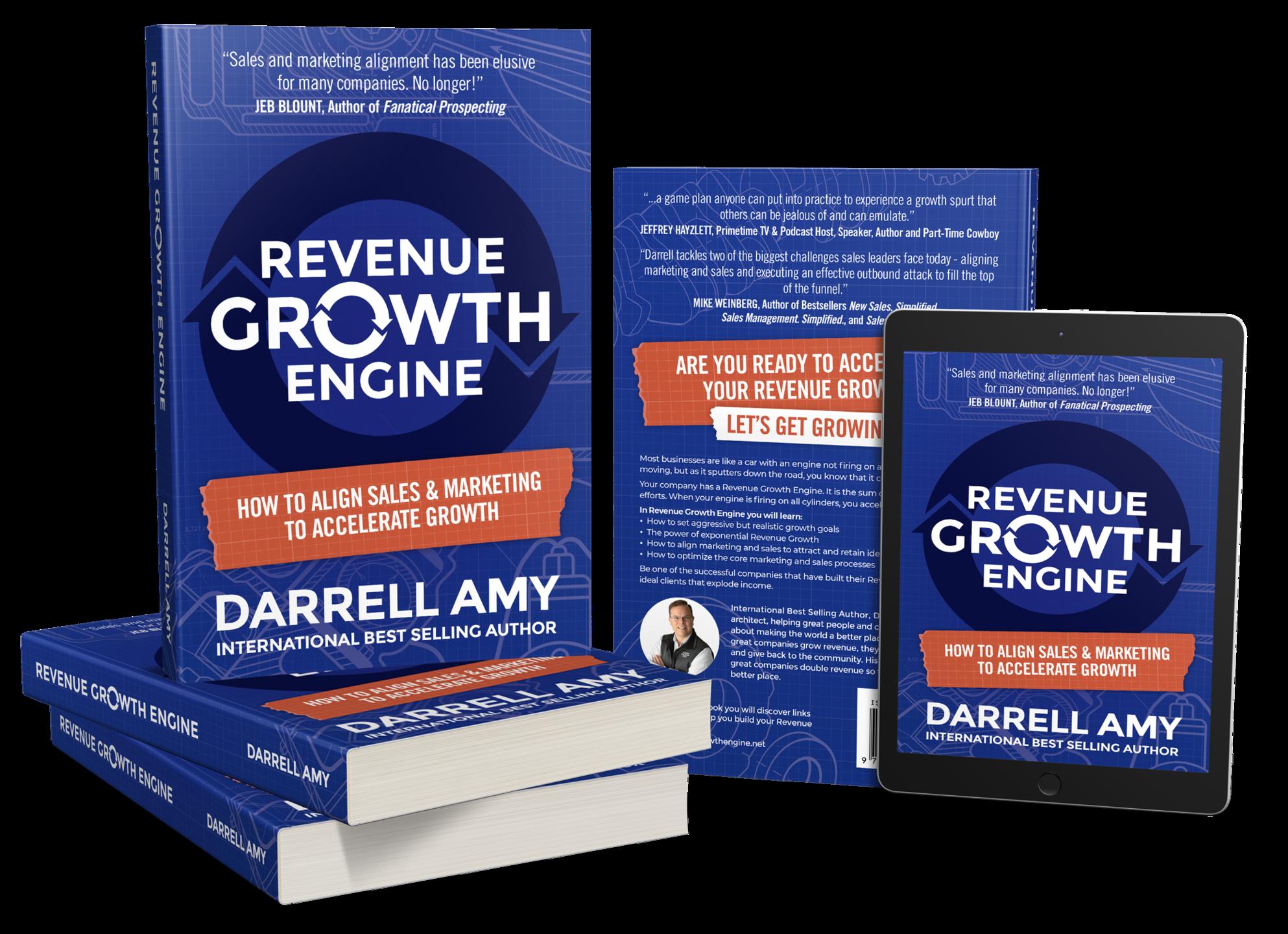 Revenue Growth Engine Books